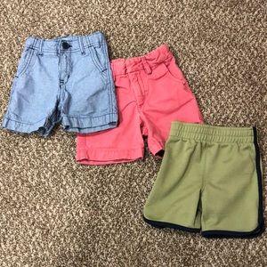 Baby Gap Shorts Lot